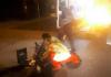 На Прикарпатті розшукують водія-утікача, який збив місцеву мешканку та втік із місця пригоди