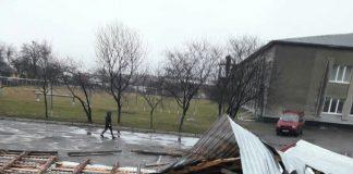 Для відновлення пошкодженої вітром покрівлі франківського профучилища потрібно близько 350 тисяч гривень