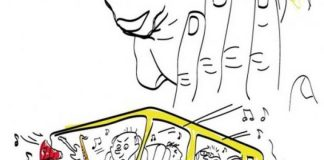 У маршрутках Франківщини можуть заборонити музику і фільми: відео