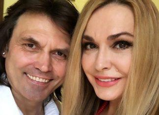 Ольга Сумська поділилася архівними світлинами з своїм чоловіком. Фото
