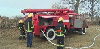 На Косівщині запрацював підрозділ добровільної пожежної команди: фоторепортаж