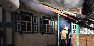 На Прикарпатті пожежа забрала життя 35-річного чоловіка