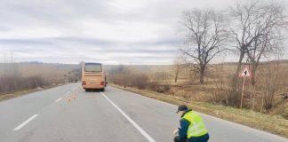 Слідству вдалося встановити особу безхатченка, який у п'ятницю загинув під колесами автобуса у Долинському районі