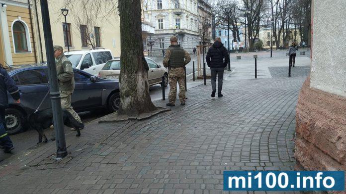 В Івано-Франківську невідомі повідомили про замінування синагоги