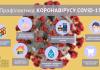 Які заходи рекомендують запровадити усім закладам охорони здоров'я на Прикарпатті, аби запобігти коронавірусу