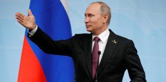 Путін вкотре став посміховиськом в мережі. Відео