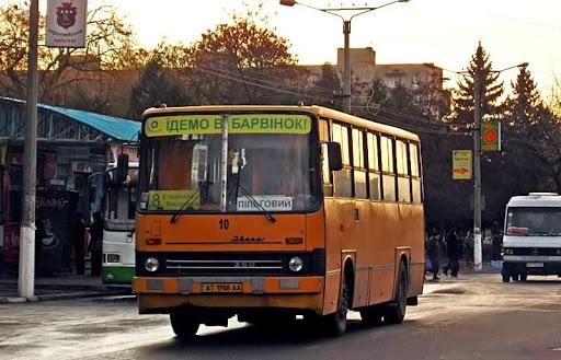 На час карантину у Калуші припиняють рух громадського транспорту