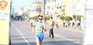 У вчорашніх змаганнях зі спортивної ходьби франківська спортсменка виконала норматив Майстра спорту міжнародного класу і у складі збірної України піднялася на першу сходинку