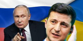 Зеленський і Путін домовляються про постачання води в окупований Крим