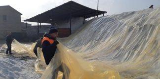 """КП """"Благоустрій"""" у березні оголосило тендер на закупівлю солі для доріг"""