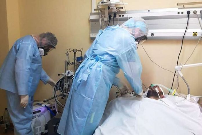 В обласній інфекційній лікарні понад сотня пацієнтів із підозрою на китайський вірус - Марцінків