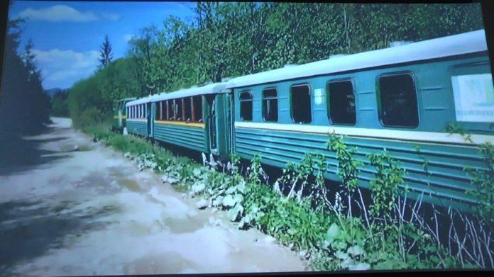 На Прикарпатті існує вузькоколійна залізниця довжиною близько 7 кілометрів: відео