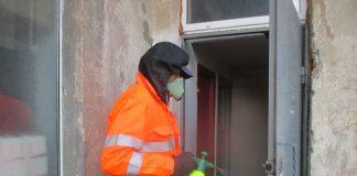 """""""Теплий дім"""" шукає дезінфекторів під'їздів, пропонує 2 тисячі за тиждень"""