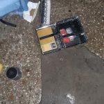 Патрульні виявили у 19-річного франківця наркотики: фотофакт