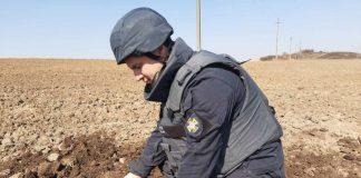 Відлуння війни: на Франківщині знищили 68 вибухонебезпечних предметів