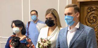 За час карантину у Івано-Франківську зареєстровали 72 шлюби