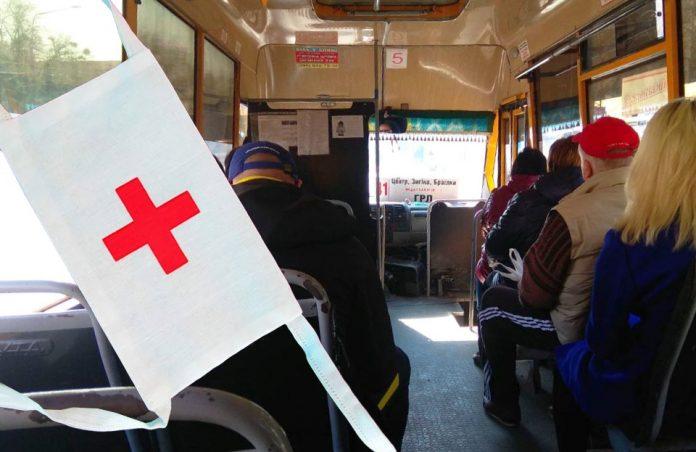 Від завтра курсуватиме спеціальний транспорт для медиків, які живуть за межами Франківська