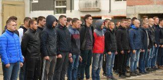 На Прикарпатті весняний призов в армію призупинили через карантин