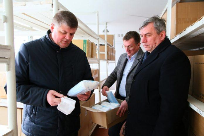 Франківщина отримала медичні засоби з Держрезерву