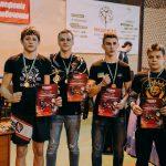 В Івано-Франківську провели змагання зі змішаних єдиноборств ММА: фоторепортаж