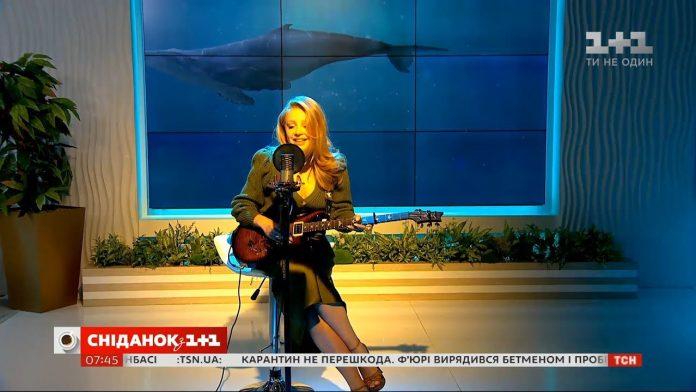 Відома франківська виконавиця Тіна Кароль записала саундтрек до нового українського серіалу: відео