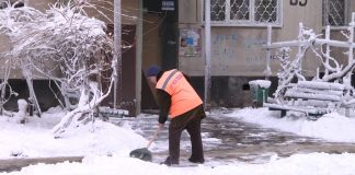 Руслан Марцінків про прогнозовану негоду: «Ми не будемо виганяти прибиральників чистити тротуари»