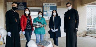 Чергову допомогу від Івано-Франківської Архієпархії УГКЦ отримали дві районні лікарні: фоторепортаж