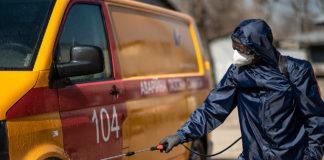 Як працює аварійна служба газовиків Івано-Франківщини в умовах карантину: фото