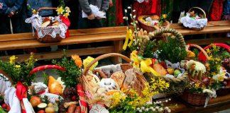 На Прикарпатті великодній кошик буде найдорожчим у західному регіоні