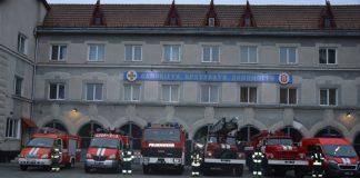 В обласному центрі реконструюють пожежне депо