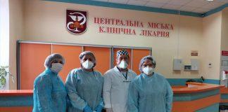 Міністерська комісія не знайшла порушень у боротьбі прикарпатських медиків із коронавірусом