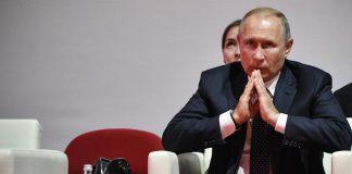 Небезпечний вірус захопив Росію: куди зник Путін