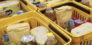 У Франківську збирають продуктові набори для малозабезпечених сімей