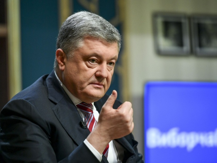 Петро Порошенко витратив на допомогу українцям під час епідемії понад 92 мільйона гривень