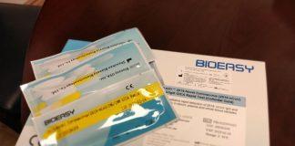 Франківська міськрада купила швидкі тести у екс-чиновника обласного департаменту охорони здоров'я за недешевими цінами