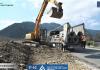 """""""Велике будівництво"""" в дії - на Прикарпатті ремонтують дорогу державного значення Криворівня - Чернівці"""