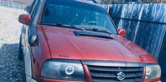У Коломиї знайшли авто, яке тривало час перебувало у розшуку