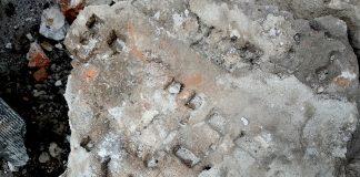 У Рогатині виявили уламки єврейських надгробків: фоторепортаж
