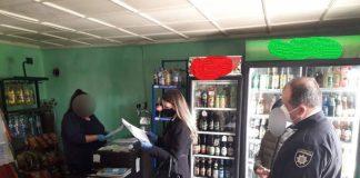 У Коломиї за продаж алкоголю підлітку, продавчиню притягнули до адмінвідповідальності