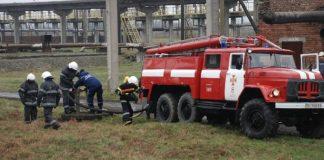 Пожежникам при Бурштинській ТЕС не виплатили зарплату за три місяці