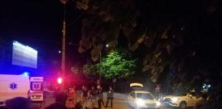 Цієї ночі в Івано-Франківську трапилася ДТП за участі мотоцикла