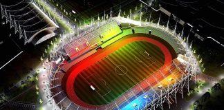 """Як би міг виглядати франківський стадіон """"Рух"""""""