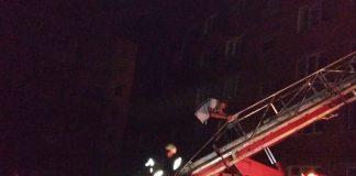 """На """"Позитроні"""" місцевий мешканець намагався вчинити суїцид - довелось викликати рятувальників"""