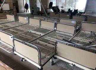 Коломийська лікарня отримала спеціальні медичні ліжка від німецьких благодійників