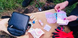 Поліціянти затримали франківця, котрий займався збутом наркотиків