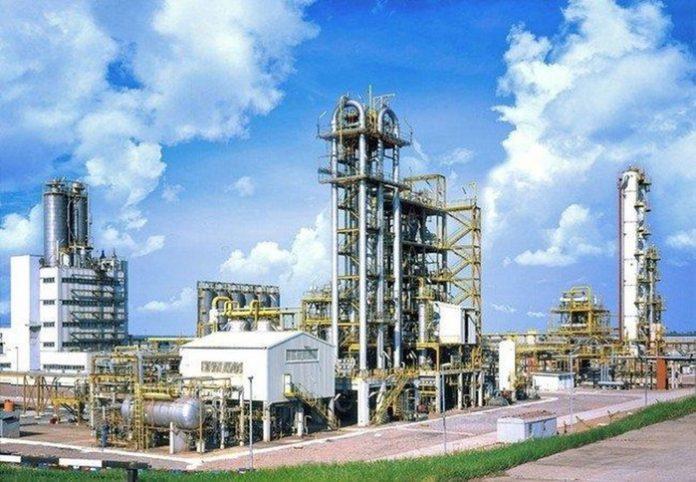 хімічної та нафтохімічної промисловості.