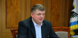 Голова ОДА заявив, що не допустить поширення антисемітських та ксенофобських випадів на Прикарпатті