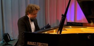 В Івано-Франківській філармонії відбувся онлайн-концерт піаніста: відео