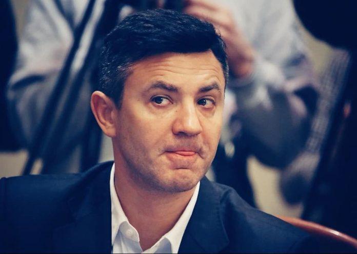Нардеп Тищенко після скандалу з «Велюром» пересів на маршрутку. Фото