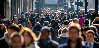 Чисельність мешканців Прикарпаття скорочується